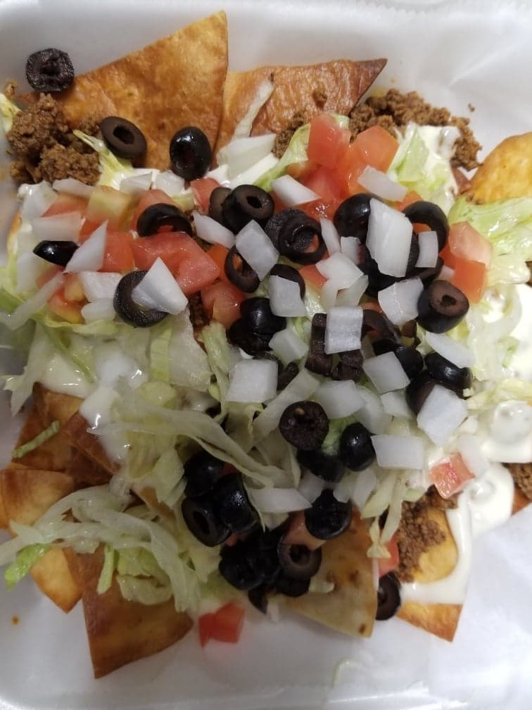 Nachos in Sioux Rapids, Iowa