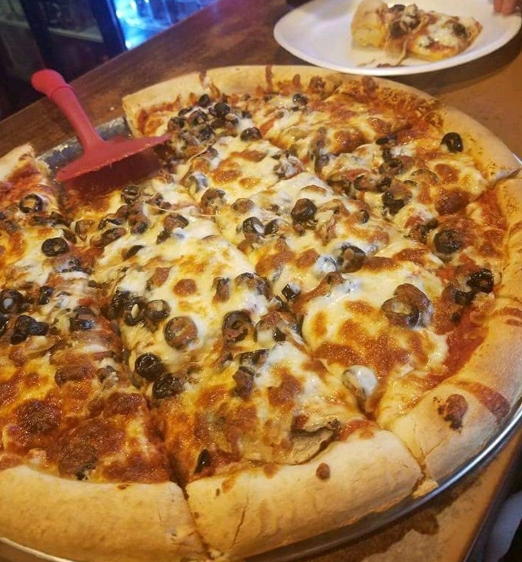Pizza in Sioux Rapids, Iowa