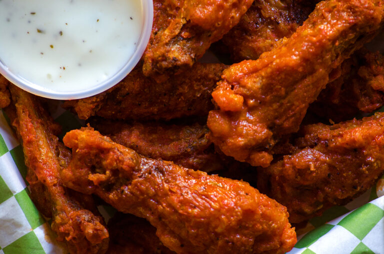 Wings in Sioux Rapids, Iowa